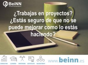 Trabajas proyectos project management