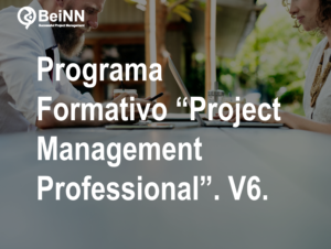 Programa Formativo Project Management Professional v6